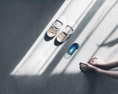 Bleu et Lumière