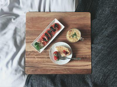 Temps pour le petit déjeuner